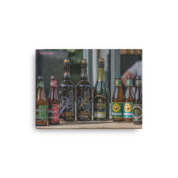 Carolus and Het Anker Brewery collection on canvas print