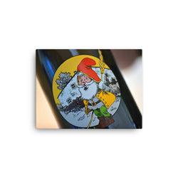 La Chouffe Special Edition bottle by Servais - Canvas