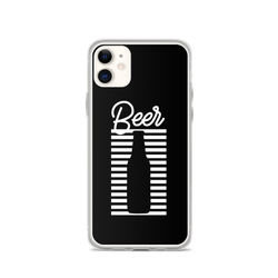Beer bottle iPhone Case