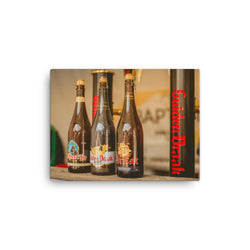 Gulden Draak and Van Steenburge collection canvas print