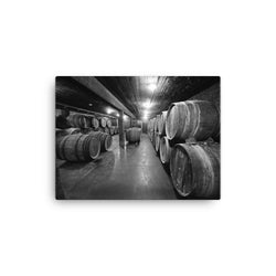 Barrel Aged Beer Canvas Print 12x16