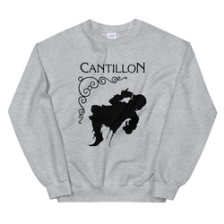 Cantillon unisex sweatshirt in a choice of colours