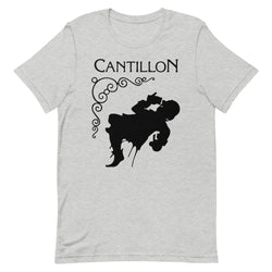 Cantillon logo unisex tee shirt in great colours