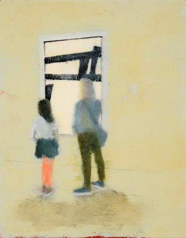 Robyn Burgess - Looking at Kline