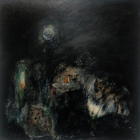 Christine Gibbs - Night Scene Near Barry's House