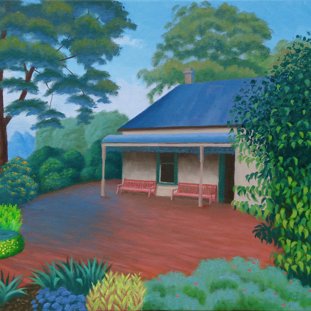 Geoff Harrison - Craft Cottage