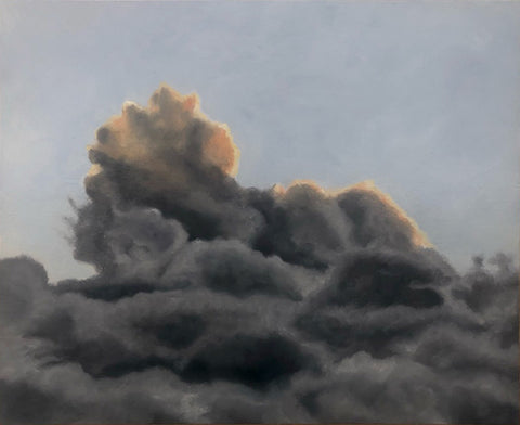 Julie Keating - Luminous Cloudscape