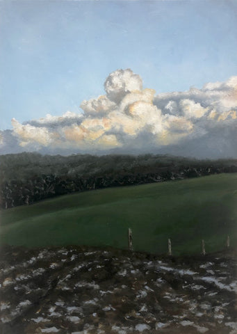 Julie Keating - Mid Winter Afternoon