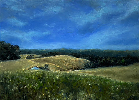 Julie Keating - Late Summer Evening