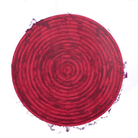 Paula McLoughlin - Untitled [Red]