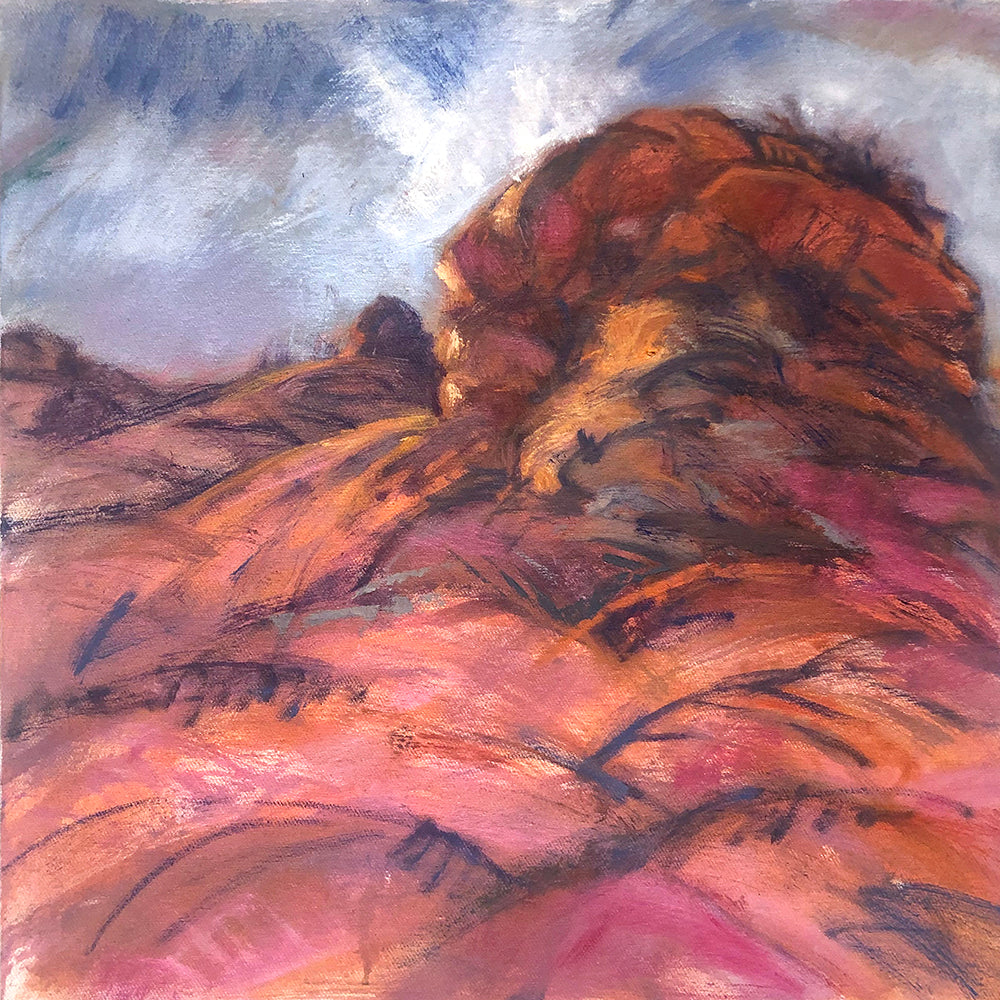 Susan Wald - Mungo Red Top III