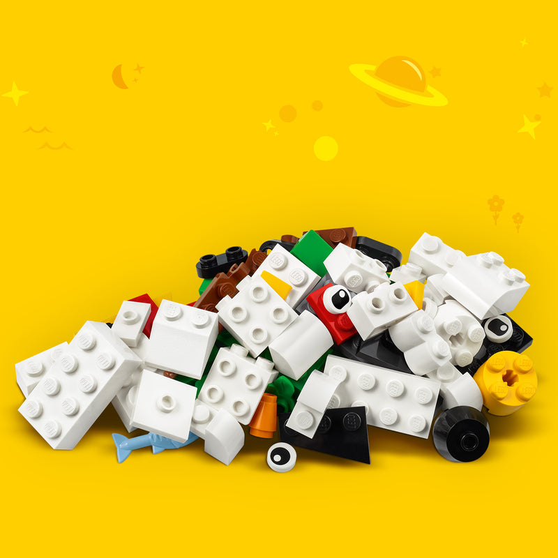 Creative White Bricks