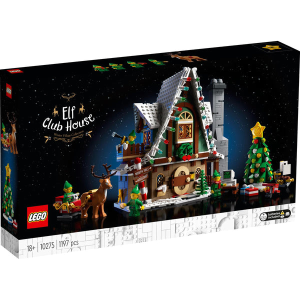 Elf Club House