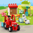 Farm Tractor & Animal Care