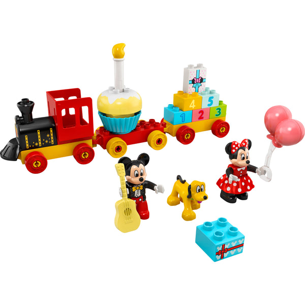 Mickey & Minnie Birthday Train
