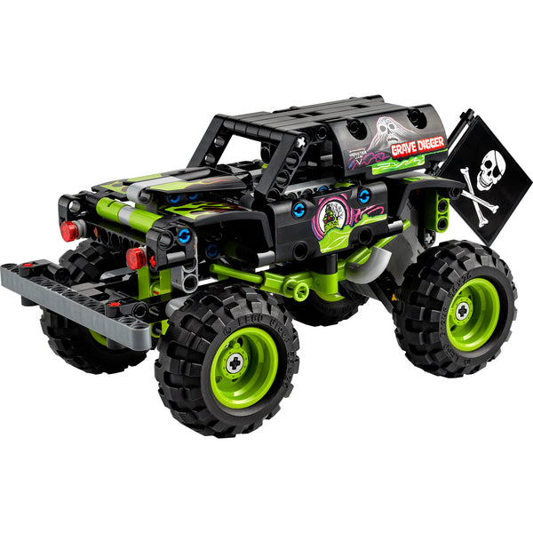 Monster Jam® Grave Digger®