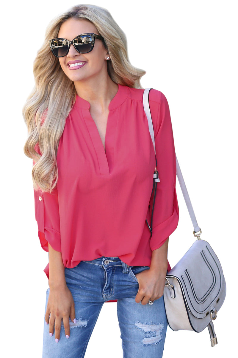 Surrounded By Beauty Blouse - GHA Discount