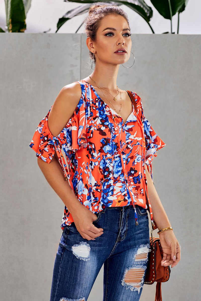 Orange Love Stitch Lifetime of Love Top - GHA Discount