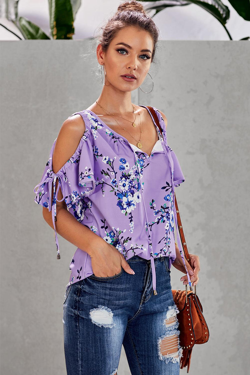 Purple Love Stitch Lifetime of Love Top - GHA Discount