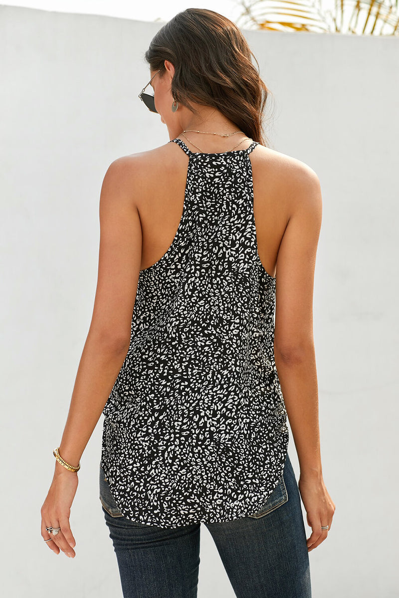 Out of Mind Leopard Tank - GHA Discount