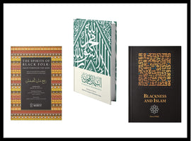 [Preorder] Bundle Deal: The Spirits of Black Folk: Sages Through the Ages  | Blackness and Islam | Hardback Shama'il