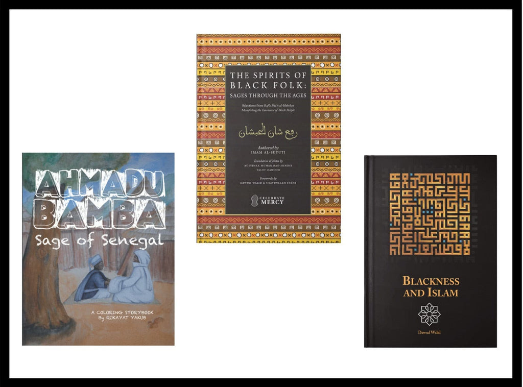[Preorder] Bundle Deal: The Spirits of Black Folk: Sages Through the Ages  | Blackness and Islam | Ahmadu Bamba: Sage of Senegal