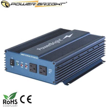 Load image into Gallery viewer, PowerBright 24 Volts Pure Sine Power Inverter 1000 Watt main image