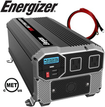 Load image into Gallery viewer, Energizer 3000 Watt 12V Power Inverter main image