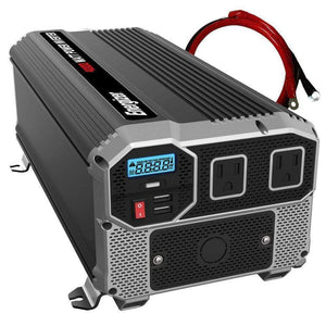 Energizer ENK4000 - 4000 Watt 12v DC to 110v AC Power Inverter Kit product image