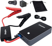 Load image into Gallery viewer, Energizer Heavy Duty Jump Starter 11,100mAh image of product inclusion