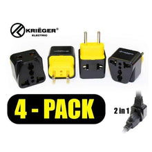 Load image into Gallery viewer, Krieger KD-EUR4 - 4pk 2-in-1 product image