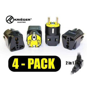 Krieger KD-GRM4 - 4pk 2-in-1 product image