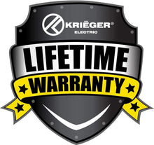 Load image into Gallery viewer, Krieger Plug Adapters Type C image of lifetime warranty