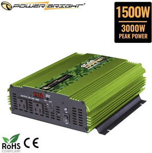 ML1500 Power Bright 1500 Watt 24V Power Inverter main image