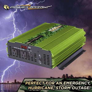 ML1500 Power Bright 1500 Watt 24V Power Inverter image of perfect use