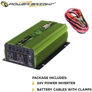 ML900 Power Bright 900 Watt 24V Power Inverter image of package