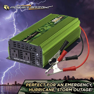 ML900 Power Bright 900 Watt 24V Power Inverter  image of perfect use