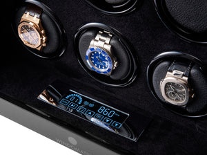 9+0 Madagascar Windomatic Watch Winder