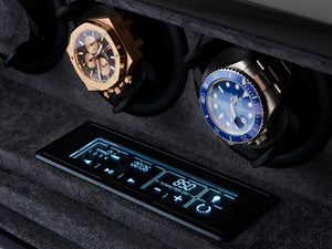 3+0 Classic Black Watch Winder
