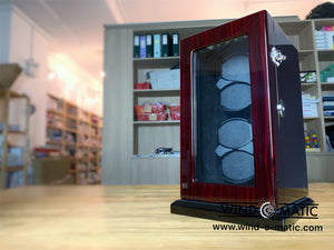 4+0 Tower Watch Winder