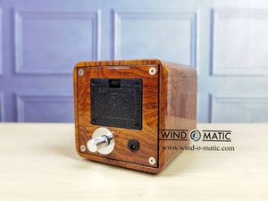 1+0 Burl Watch Winder