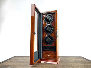 3+0 Rosewood Watch Winder