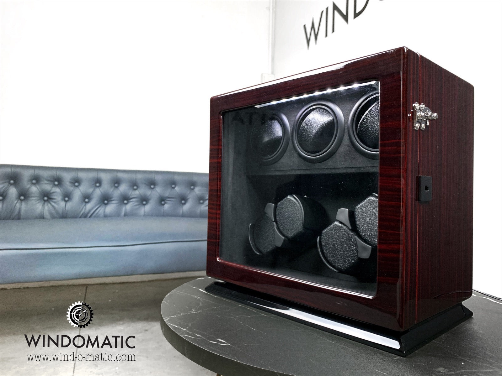 7+0 Windomatic Watch Winder