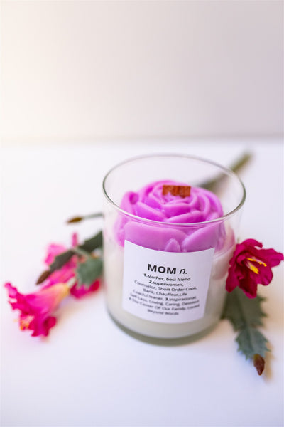 Mothers Day Candle Gift Box