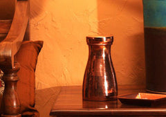 Bedside Carafe and Glass