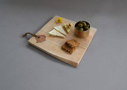 Feta Fetish Cheese Board