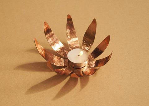 Sunflower Tea Light