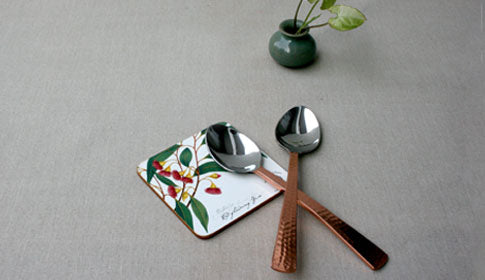 Shop Steel & Copper Cutlery