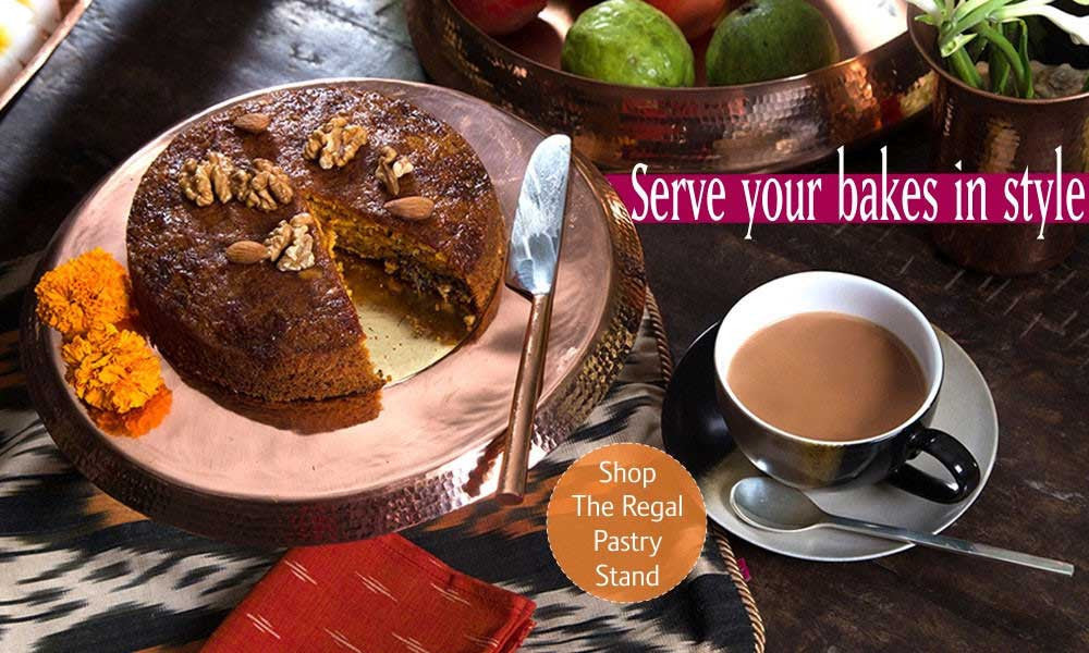 Hand Beaten Copper Floaters & Urlis