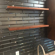 Made to Order Custom Floating Shelves.